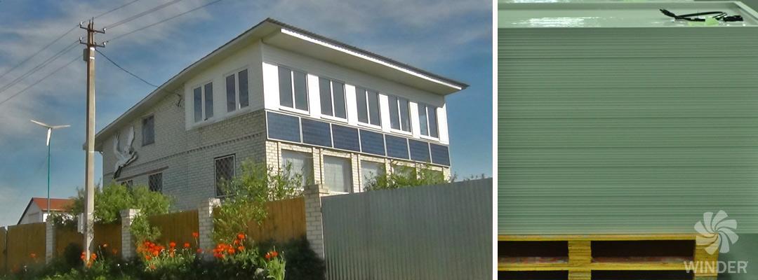 Солнечные панели Sunrise Solartech 235Вт