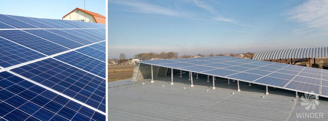 Сетевая солнечная система под зеленый тариф для юридических лиц Херсонская обл.