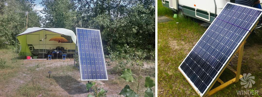 Солнечная панель Schott Solar